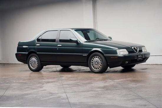 1995 Alfa Romeo 164 LS Sedan