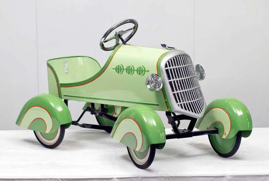 The Corpus Christi Pedal Cars & Memorabilia