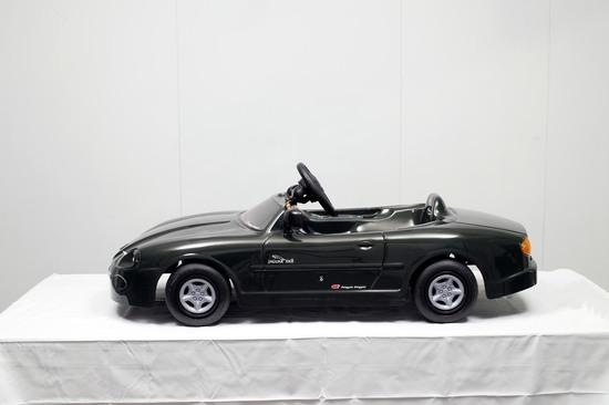 Jaguar Battery-Operated Car