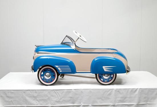 1938 Oldsmobile Steelcraft Pedal Car