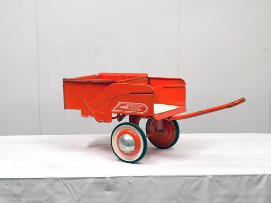 1960s Murray Dump Trac Ride On Trailer