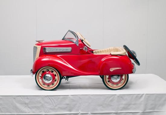 1939 Dodge Mio Steelcraft Pedal Car