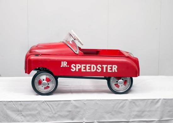 Jr. Speedster Pedal Car