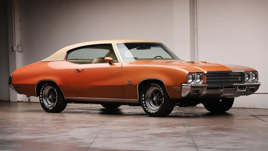 1971 Buick  Gran Sport Stage One Coupe