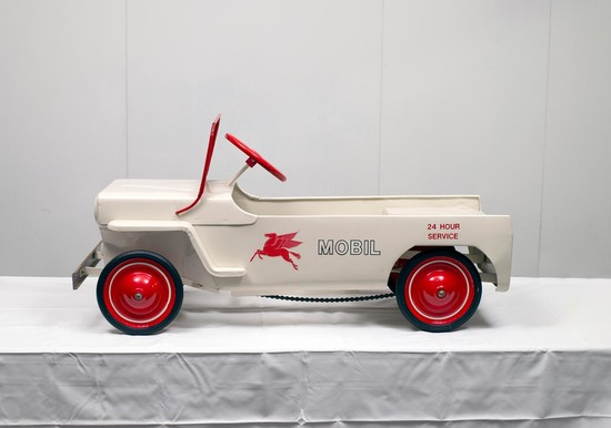Mobil Service Pickup Truck Pedal Car