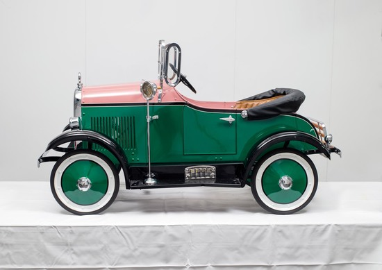 1928 Steelcraft Lincoln Pedal Car