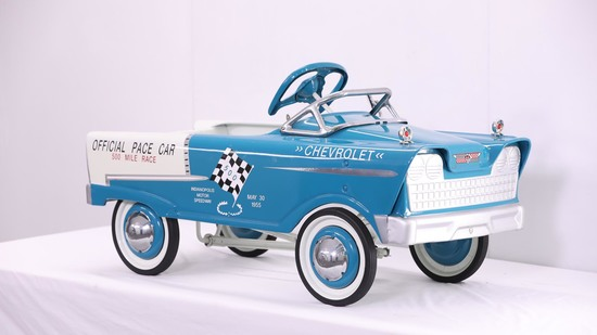 1955 Murray Chevrolet Pace Car Pedal Car