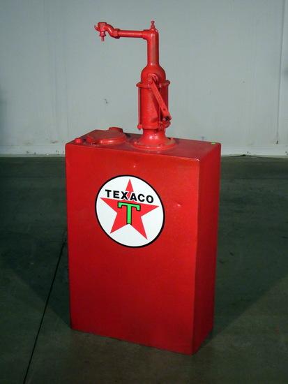 Red Texaco Oil Lubester