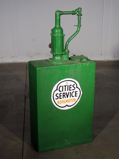 Green Cities Service Oil Lubester