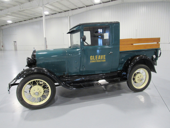 Gleave Estate & Roaring Twenties Timed Car Auction