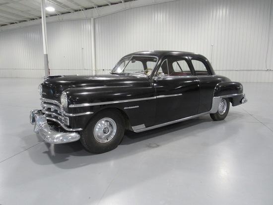1950 Chrysler  Highlander 2 Dr Coupe
