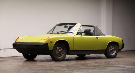 1974 Porsche 914-4 Targa
