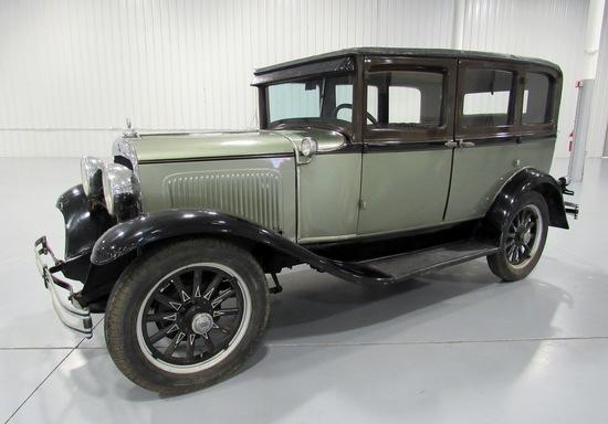 1929 Plymouth Model U Sedan