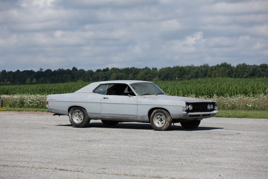 1968 Ford Fairlane 2 door coupe