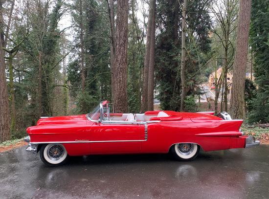 1955 Cadillac  Eldorado Convertible Coupe
