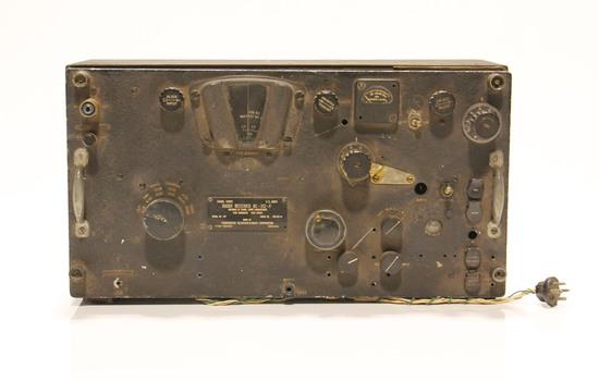 WWII U.S. Army Military Radio