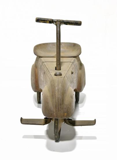 Art Deco Garton Irish Mail Pedal Car