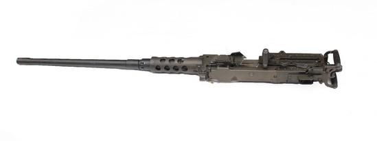 WWII and Cold War U.S. Browning M2 Machine Gun