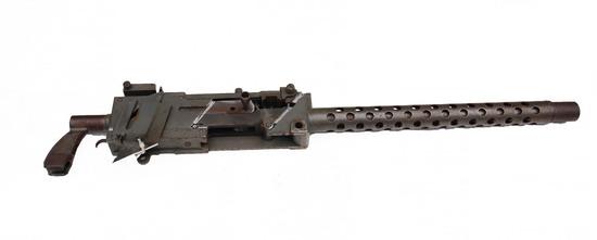 WWII U.S. Browning M1919 Machine Gun
