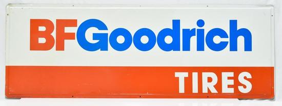 BF Goodrich Tires Tin Sign
