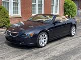 2007 BMW 650 Convertible