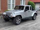 2008 Jeep Wrangler JK8 Conversion