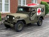 1954 Jeep M170 Military Ambulance