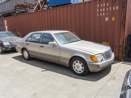 1992 Mercedes-Benz 500SEL