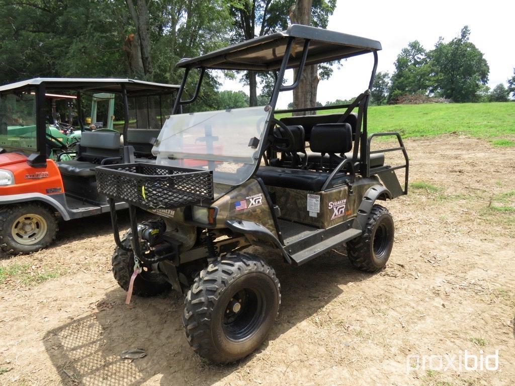 Apache 4x4 Stealth Cart