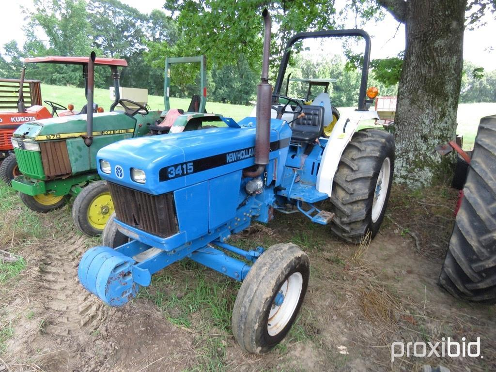 New Holland 3415