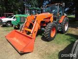 Kubota 135 GX Tractor with LA2254 Loader