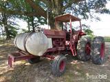 International Sprayer Tractor