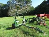 John Deere Hay Rake