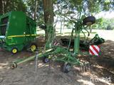 Krone KW 5.50/4X7T Hay Tedder