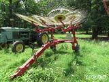 Bush Hog XLRR Hay Rake