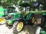 John Deere 5055 E Tractor