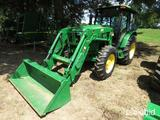 John Deere 5100 Tractor with H260 Loader