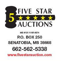 Five Star Auctions, Inc.