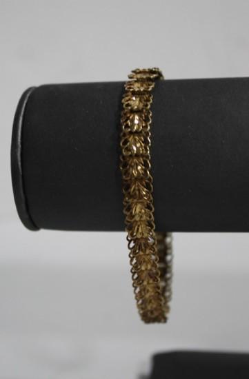 14K Gold Bracelet 11.69g