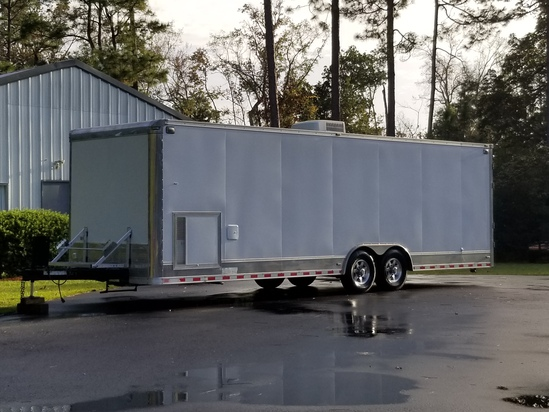 2013 Forest River 28ft Cargo/Race trailer