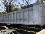 Aluminum Dump Trailer
