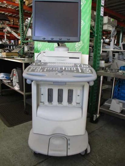 Siemens Acuson Sequoia 512 Ultrasound