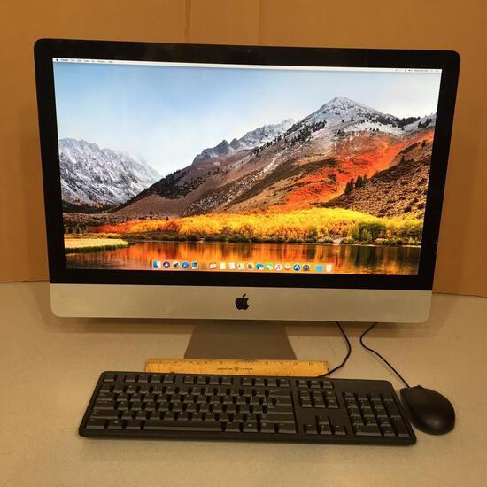 "Apple 27"" iMac12,2 A1312 Intel Core i5 2.7GHz 16GB 1TB Wifi BT Sierra 10.13.6 AIO Desktop Computer"