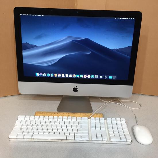 "Apple 21.5"" iMac iMac16,1 A1418 Intel Core i5 1.6GHz 8GB 1TB Mojave 10.14.5 AIO Desktop Computer"