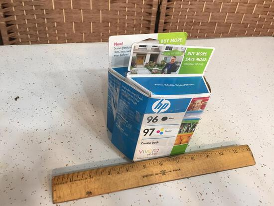 HP Viviera Combo Pack 96 & 97 Ink for Printers 1 x 2pcs