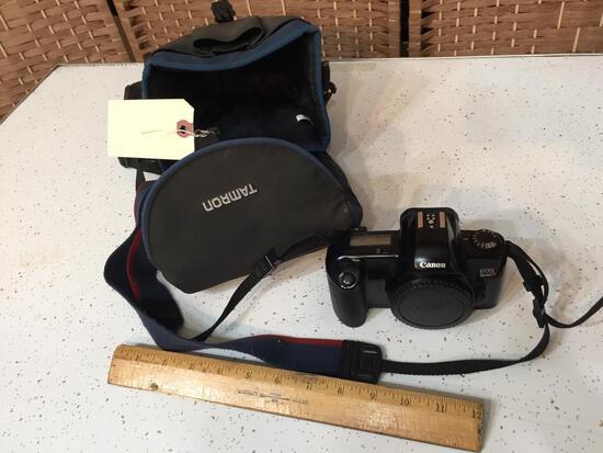 Canon EOS Rebel X Film Camera