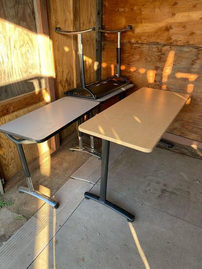 FOUR Tables / Desks - 4pcs