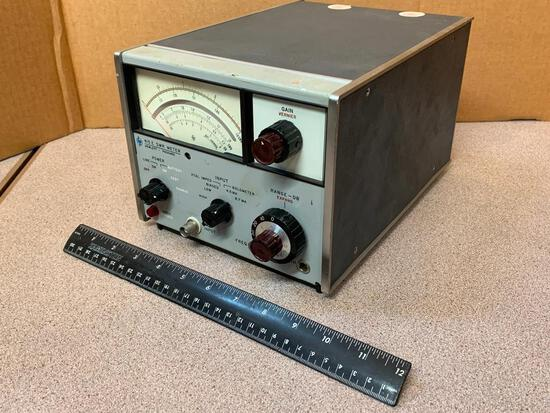 Hewlett Packard HP Agilent 415E SWR Meter