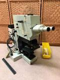 Carl Zeiss / Jenavert Interphako Polarizing Metallurgical Microscope