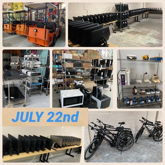 HUGE Electronics Hardware Tools Lab